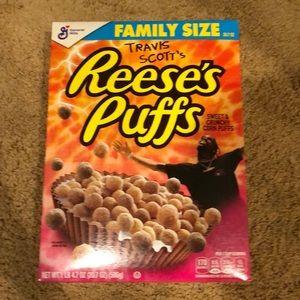 Travis Scott cereal